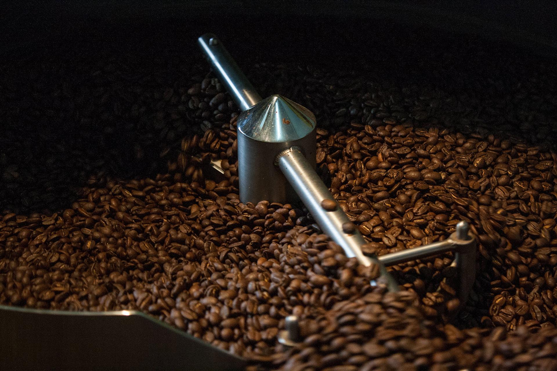 Kaffee Kühlung